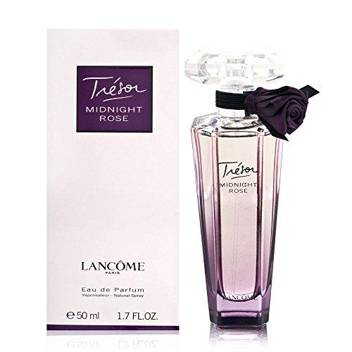 Lancome Tresor Midnight Rose Eau De Parfum Spray for Women, 1.7 Ounce