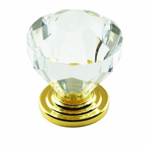 Amerock Traditional Classics Crystal - 4