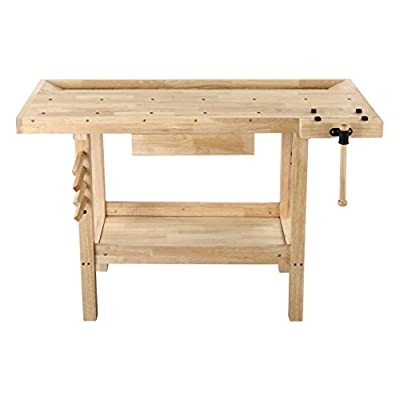 Olympia Tools Workbench 84-906 – Best Beginner Woodworking Bench Review