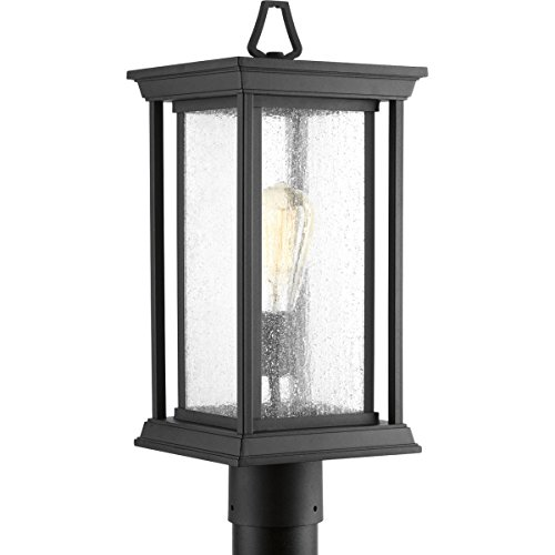 Craftsman Style Outdoor Lamp Post