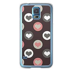 Loud Universe Samsung Galaxy S5 Love Valentine Printing Files A Valentine 210 Printed Transparent Edge Case - Grey