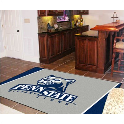 Nittany Lions Rug - Fanmats Penn State Nittany Lions Rug 4x6