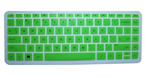 Leze Ultra Thin Keyboard Skin Cover for 15.6 Dell Precision M3520 M7520 Laptop US Layout TPU