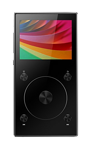 FiiO X3iii (3rd gen) High Resolution Digital Audio Player Black