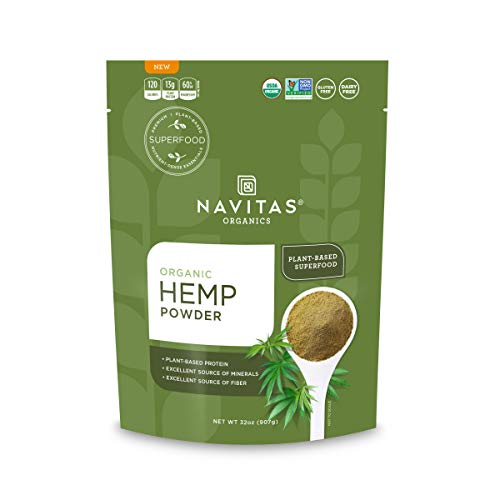 Top Pick: Navitas 100% Hemp Protein Powder