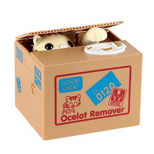 (Money Panda - Automatic Stole Coin Piggy Bank Panda Pig Cat Money Box Saving - Starter Bathroom Number Money Boxes Piggy Moneybox Panda Coin Bank Save Sailor Child Chinese )