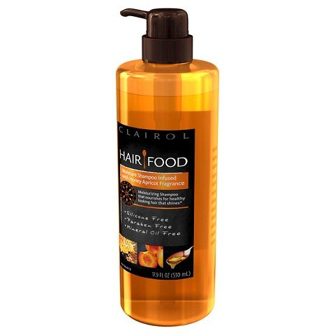 Clairol Hair Food Apricot Shampoo - 17.9 Ounce
