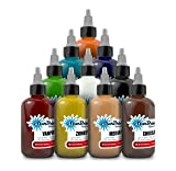 Starbrite Tattoo Ink - Colors Group Set
