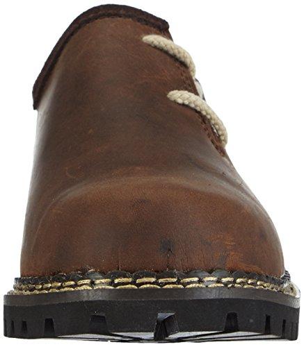 Marrone Wolpertinger Dark W079151B44 Brown eleganti uomo Braun Scarpe pqPZqwI
