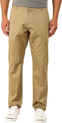 Embroidered Khaki Pants (Dockers Men's  Men's Alpha Original Athletic Stretch Twill - New British Khaki Pants)