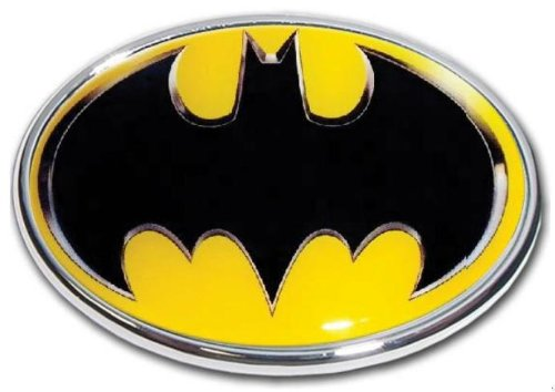 "Batman - 2"" Hitch Receiver - 3/8 Inch Thick High Grade Alumi"