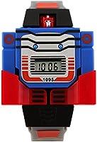IGOROSO Reloj digital con diseño de Transformers, para niños