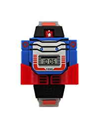 VIGOROSO - Reloj de Pulsera Digital para niños y niñas, diseño de Bumblebee