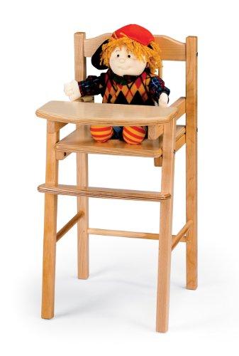 (Jonti-Craft 0503JC Traditional Doll High Chair)