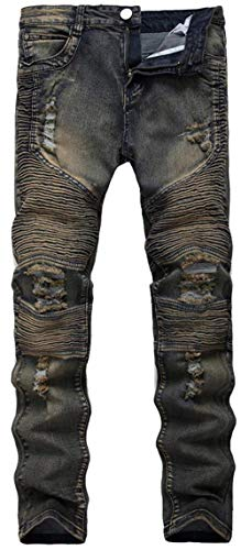 Uomo Denim De403grau Usati Jeans Stonewashed 1 Ragazzo Qk lannister Pantaloni Fit Da Regular HqwHCtX