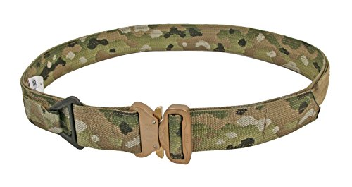BLACKHAWK! 41CQ12MC Rigger's Belt with Cobra Buckle, Up to 41