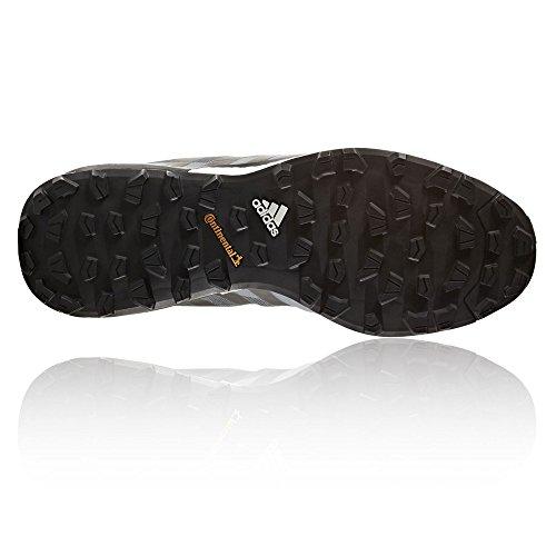 adidas Terrex Agravic, Scarpe da Escursionismo Uomo, Grigio (Grivis/Negbas/Energi), 46 EU