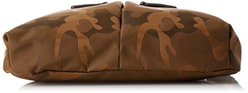 Bogner Aya - Borse a tracolla Donna, Mehrfarbig (Camouflage), 6x22x24 cm (B x H x T)