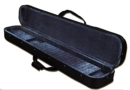 OrientalMusicSanctuary Guqin Travel Gig-Bag Hard Case Travel Case