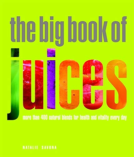 juice book health benefits