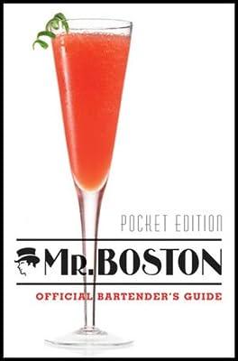 Mr. Boston, Pocket Edition: Bartender's Guide