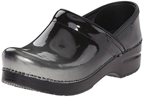 Dansko Women's Professional Grey Ombre Patent Mule, 42 EU/11.5-12 M US by Dansko