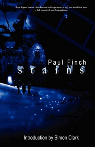book cover of Stains