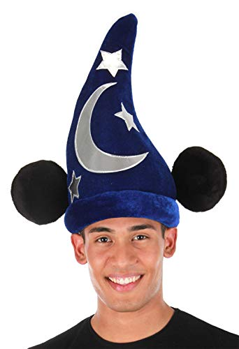Disney Mickey Mouse Sorcerer Costume Hat with Ears by elope (Costume Tree A Christmas Sew)