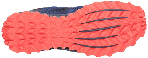 red Blue Saucony Trail Running Scarpa Peregrine 8 black waqq4I8