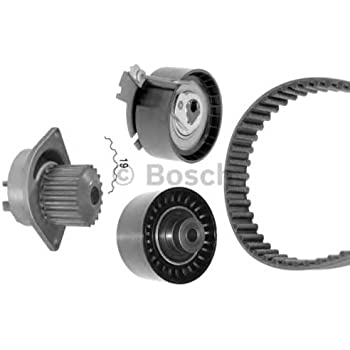 CITROEN C4 C3 C2 Berlingo PEUGEOT BOSCH Timing Belt Kit + Water Pump 1.6L 1992