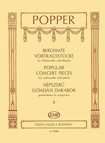 Popper: Popular Concert Pieces - Volume 2 ()