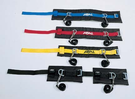 Spalding Medium Padded Tumbling Belt (28