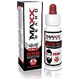 Maxx Beard - #1 Facial Hair Solution, Natural Solution for Maximum Beard Volume-2 Month Supply- 100% Satisfaction Guaranteed