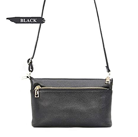 Amazon.com: Brand Genuine Leather Handbags Bolsas Mujer ...