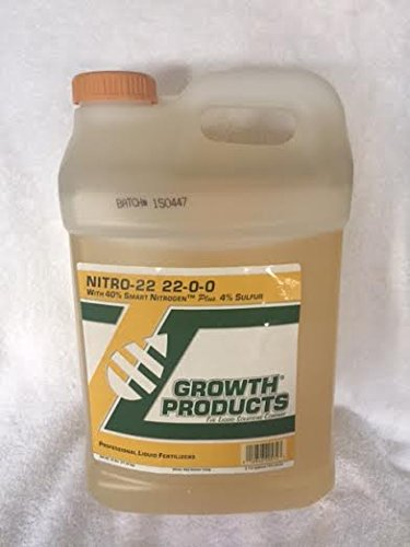 Growth Products Nitro 22-0-0 40% Slow Release Nitrogen 2....