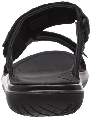 E Terra Noir Teva blk Sandalo Lifestyle Sport Men's Float Slide Outdoor wqCZXAC