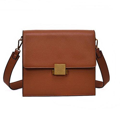 Bags Strap Women's Large Crossbody Bags For For Top Women Bags Shoulder Brown Bag handle Girls Shoulder Shoulder Wide wH1S6H