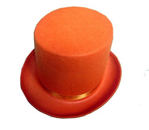 J27099 (Orange) Dumber Hat (Dumb And Dumber Orange Tux)