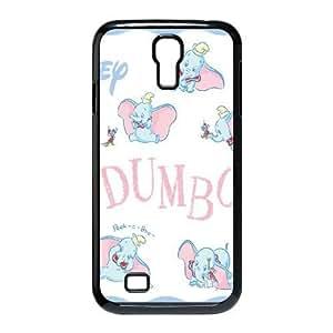 Samsung Galaxy S4 I9500 Phone Case Black Dumbo WQ5RT7534334
