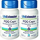 Cheap Life Extension PQQ Caps 20 Mg 30 vegetarian caps (30 Pack of 2)
