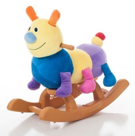 Happy Trails Cathy the Rocking Caterpillar by Happy Trails