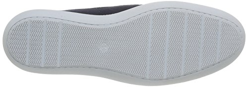 Hackett London Bamba Dockside - Scarpa Casual per Uomo Blu Navy