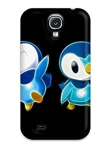 Premium Protection Pokemon Case Cover For Galaxy S4- Retail Packaging wangjiang maoyi