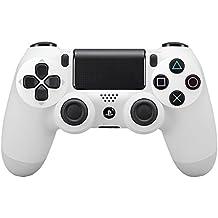 CONTROLE DUALSHOCK 4: GLACIER WHITE - PS4