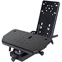Gamber-Johnson - 7170-0218-01 - Gamber-Johnson Vehicle Mount for Tablet, Keyboard - Black Powder Coat