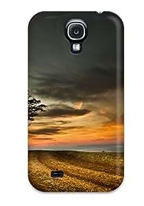 Excellent Design Lone Tree Phone Case For Galaxy S4 Premium Tpu Case