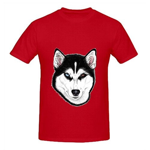 husky-different-eyes-mens-crew-neck-digital-printed-tee-red