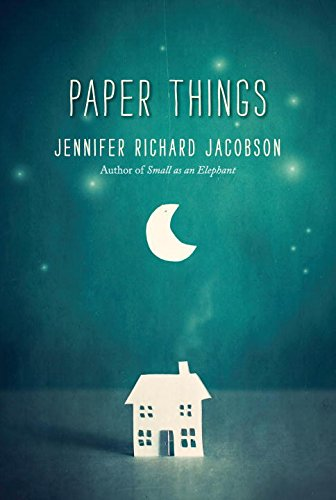 Paper Things Book Cover : How long to read paper things