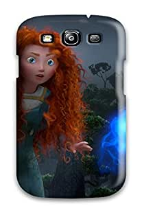 Awesome UuCcKJp1086MjMDA JamesW Defender Tpu Hard Case Cover For Galaxy S3- Brave 36