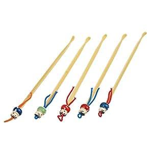 Handmade Bamboo Clean Wax Removers 5 Pcs Ear Picks